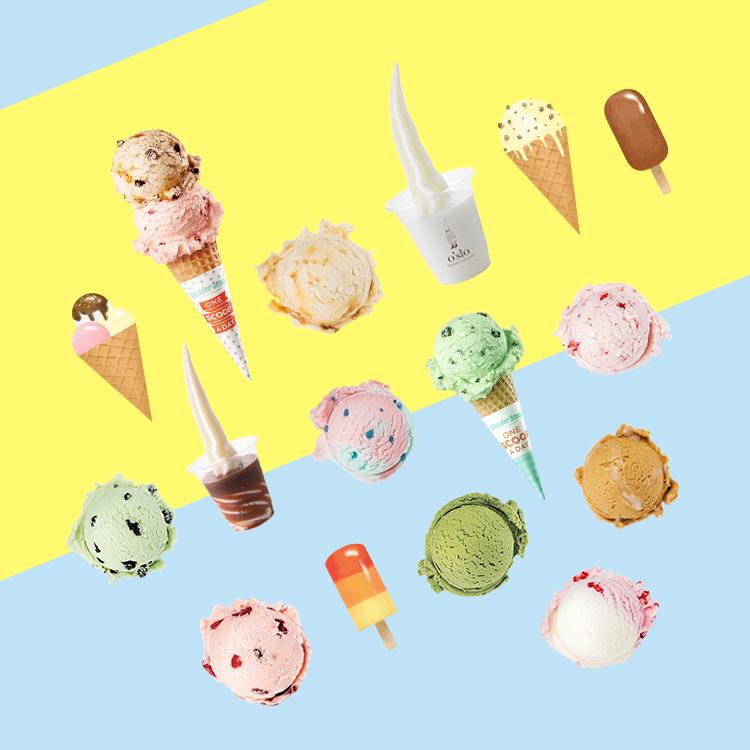 아이스크림 is 뭔들! 신세계그룹 아이스크림 열전