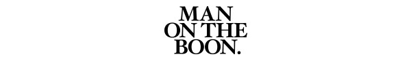 MAN ON THE BOON