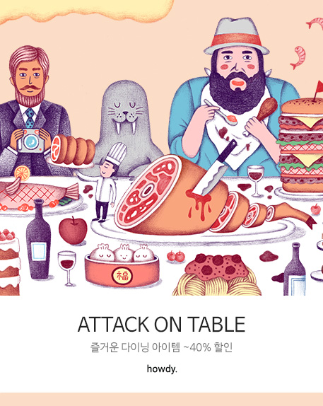 Attack on Table
