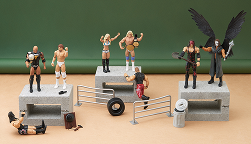 Mattel WWE SUPERSTARS