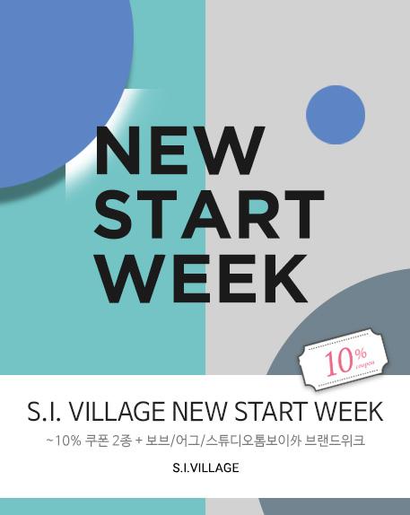 S.I. VILLAGE NEW START WEEK