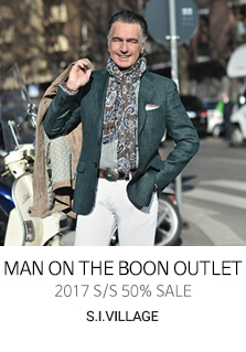 MAN ON THE BOON OUTLET