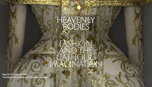 Met Gala Heavenly Bodies