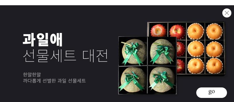 과일애 선물세트 대전
