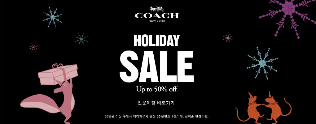 Coach Winter Sale