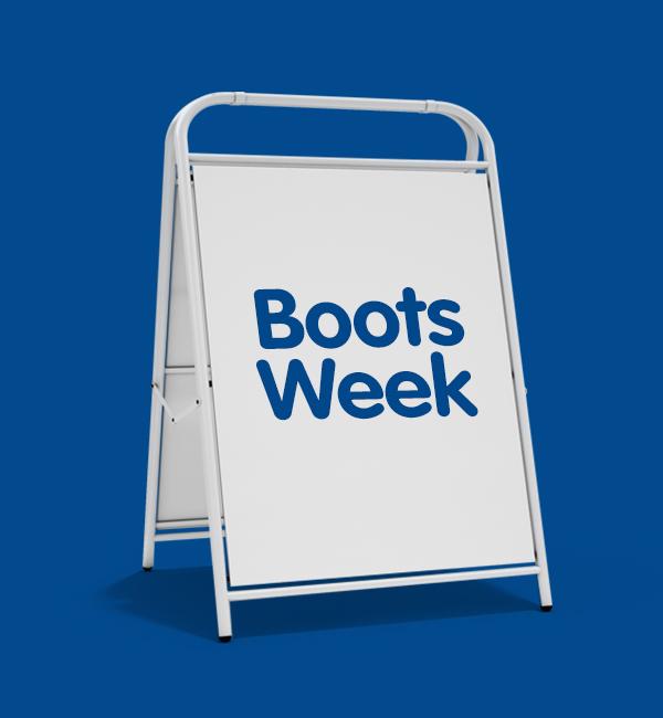 1월의 Boots Week