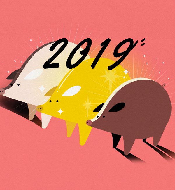 2019 NEW YEAR e장날