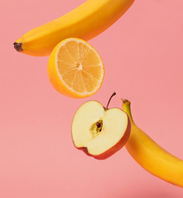 신선한 과일 가게