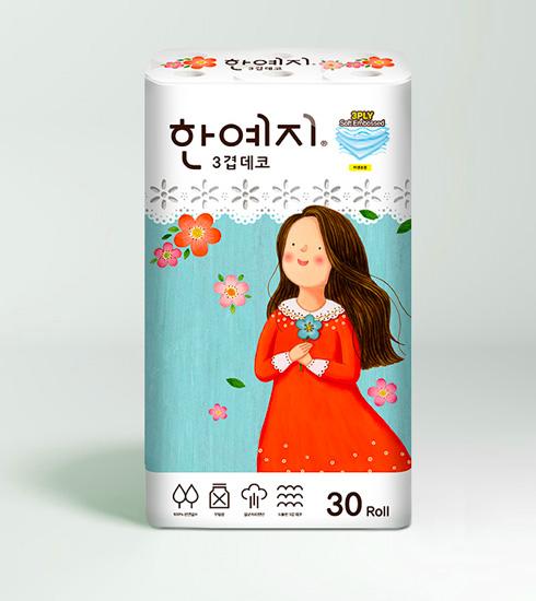 한예지 브랜드위크