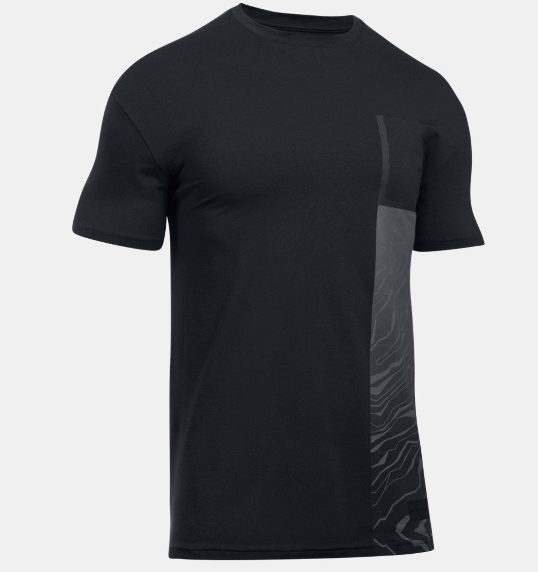 47fc8a6b760 1298638] 17F/W 남성 UA 퍼슈트 서브서피스 티셔츠, 신세계백화점