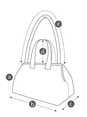 가방 조견표