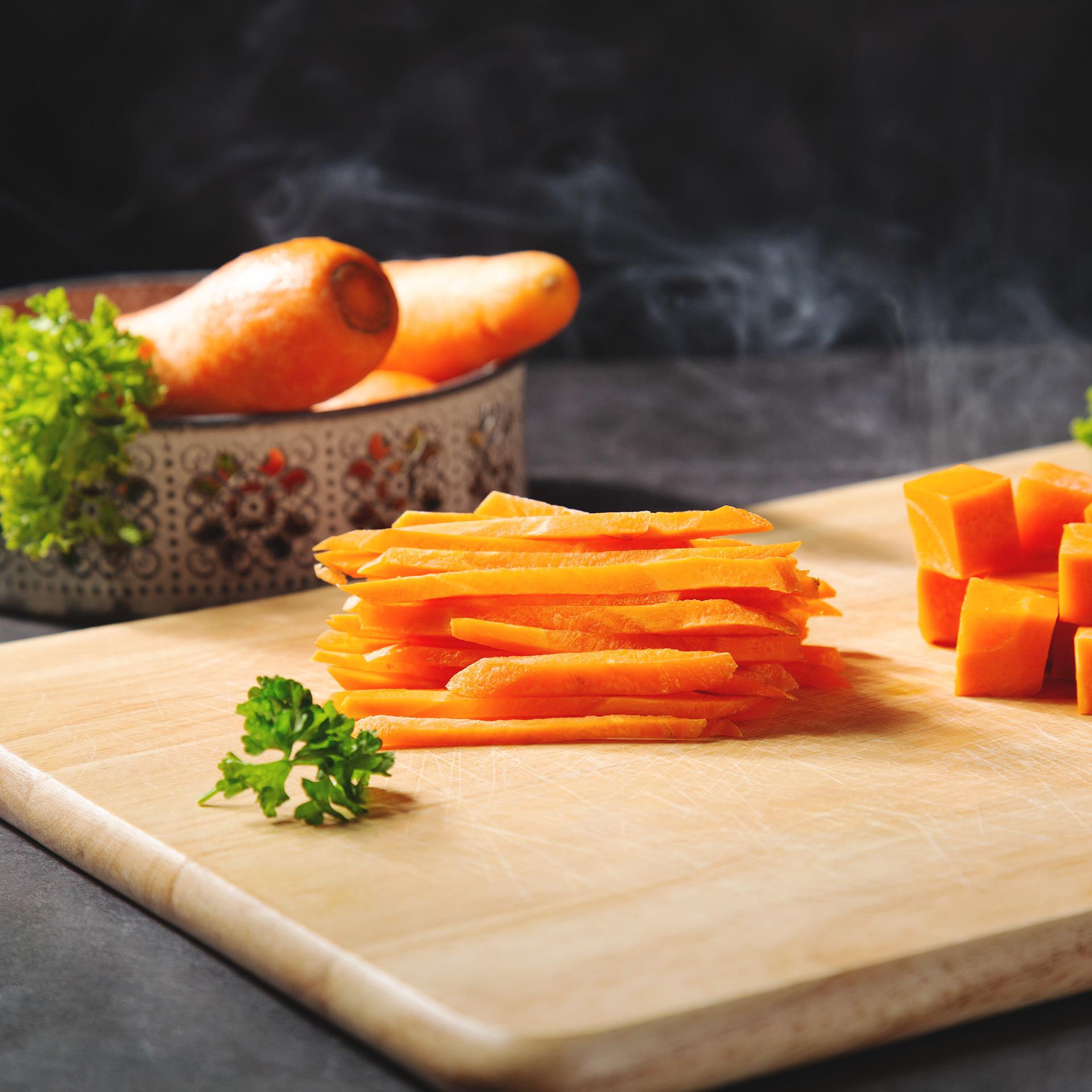 요리가 편해지는 당근 보관법