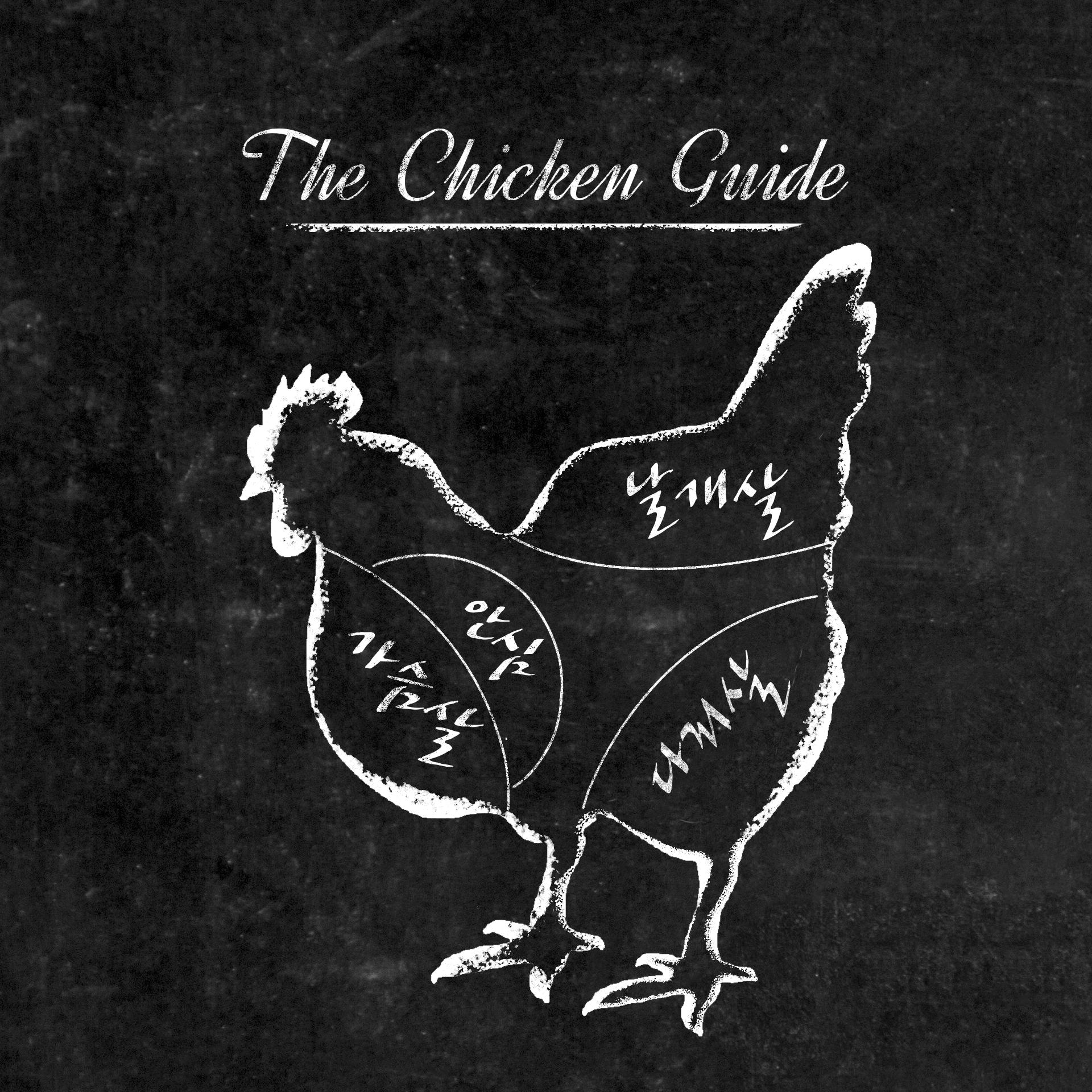 닭고기 부위 이렇게 선택하세요