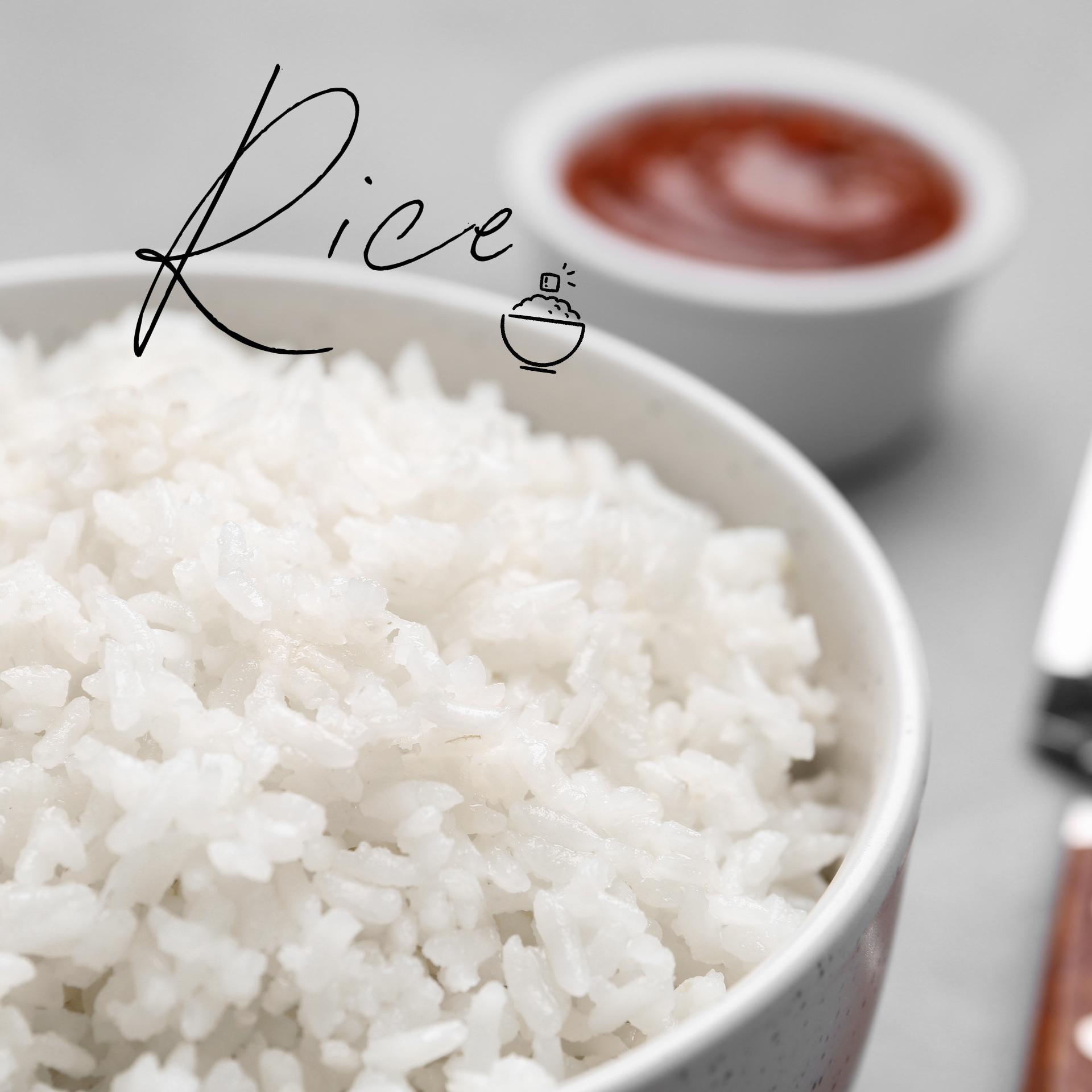 꽁꽁 언 냉동밥  갓 지은 밥처럼 촉촉하게 데우기