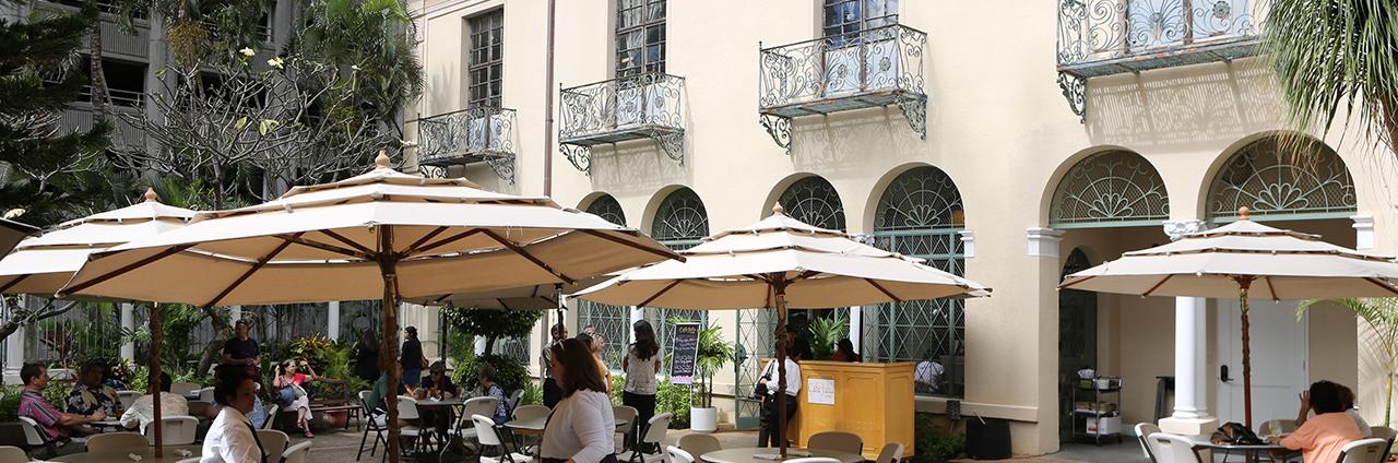 Cafe Julia @ YWCA