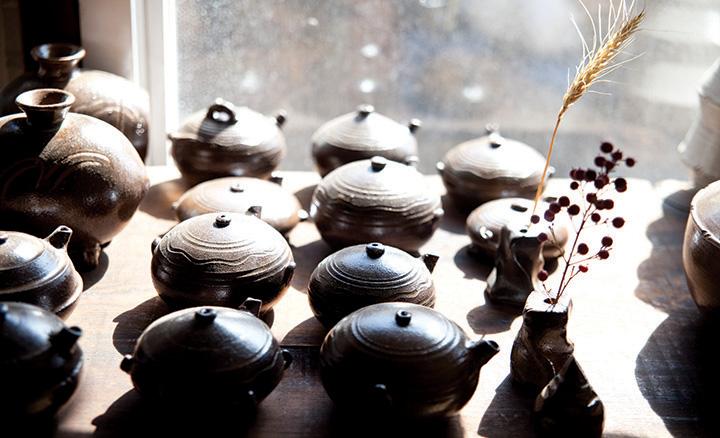 외고산 옹기마을