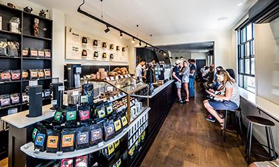 캄포스 커피 뉴타운