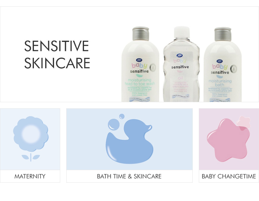SENSITIVE SKINCARE