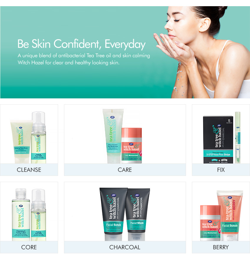Be Skin Confident, Everyday