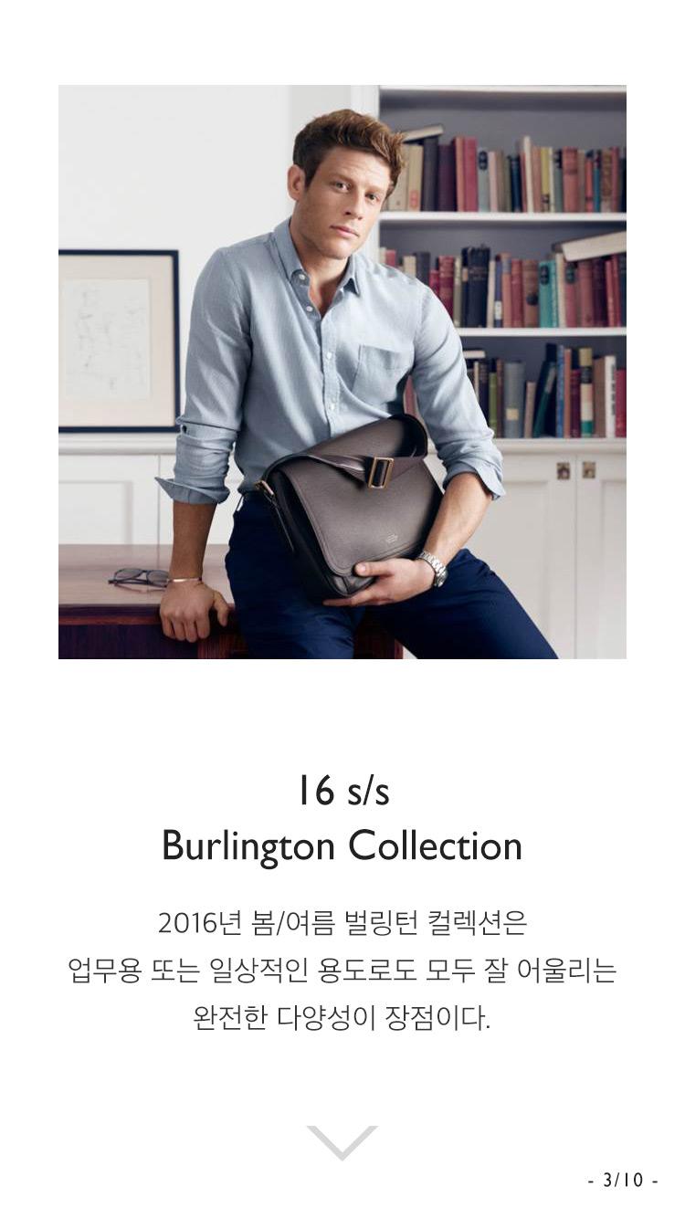16 s/s Burlington Collection